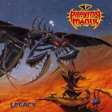 PRAYING MANTIS - LEGACY  CD NEU