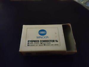 Minolta Eyepiece Corrector Vn No6