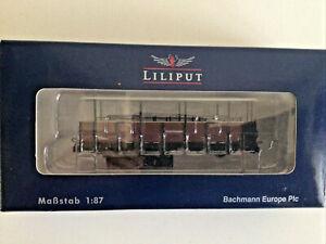 new Liliput HOe Scale open Passenger coach L344410  ex stock