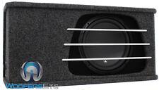 """JL AUDIO HO112RG-W3V3 12"""" LOADED 12W3 V3 ENCLOSED SUBWOOFER BASS SPEAKER & BOX"""