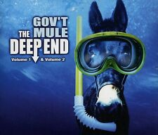 Gov't Mule, Govt Mule - Deep End [New CD] UK - Import