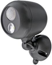 Mr Beams Outdoor Black Wireless Motion Sensing Led Spot Light Security Easy