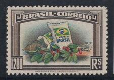 Brasile 1938 Mi. 480 Nuovo ** 100% 1200 R, esportazione di caffè