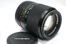 Pentax K Mount fit Hanimex 135mm f2.8 lens, Pentax PK camera mount, Full Frame