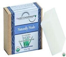 Moisturizing Bar Soap - USDA Organic Pure Unscented Coconut Oil | Aloe Vera