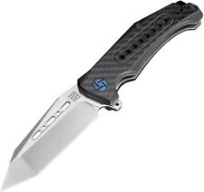 Artisan Cutlery Jungle Folding Knife S35VN Stainless Blade Carbon Fiber Handle