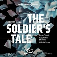 I. Stravinsky - Stravinsky: The Soldiers Tale [CD]