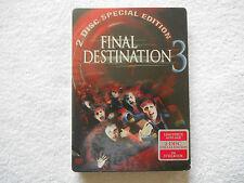 Final Destination 3 - 2 Disc SE (2006) Warner Erstauflage OOP Neu & OVP Lesen