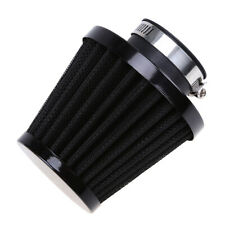 53/54/55mm Engine Inlet Universal Motorcycle Air Intake Filter Pod Cone Washable