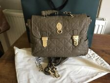 f66f2658cd4a Mulberry Oversized Quilted Nappa Tillie satchel Colour Birds Nest