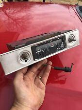 Vintage Studebaker Radio