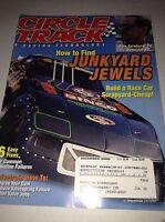 Circle Track Magazine Junkyard Jewels 6 Easy Fixes December 2000 040417NONRH