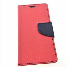 Samsung Galaxy S3 SIII Quality Leather Flip Wallet Case with Credit Card Slots