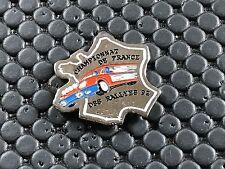 PINS PIN BADGE CAR PEUGEOT 309 GTI CARTE DE FRANCE