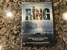 The Ring Dvd! 2002 Horror! (See) One Missed Call & Dark Water