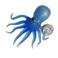 Light Up Squishy squeeze gel bead filled ball OCTOPUS toy autism special needs
