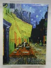 "Glasses Cleaning Cloth Van Gogh "" Cafe de Nuit "" Microfibre Cleaning Cloth"