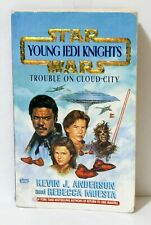 Star Wars Young Jedi Knights Trouble on Cloud City Kevin Anderson Rebecca Moesta