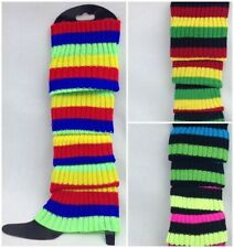 Unbranded Polyester Machine Washable Leg Warmers for Women