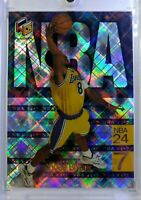 1999-00 Upper Deck HoloGrFX NBA 24-7 Kobe Bryant #N8, Los Angeles Lakers