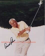 * Arnold Palmer * Autographed 8x10 Photo (Rp)