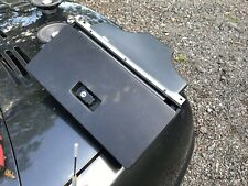 Silver Handle Right Hand Drive Only MG ZR Facelift 2004-2007 Glove Box