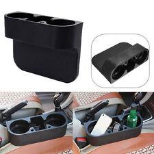 Black Phone Stand Car Seat Slit Pocket Storage Dtorage Box Catch Catcher Case