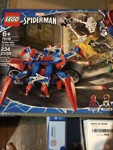 LEGO Spider-Man vs. Doc Ock Super Heroes (76148)