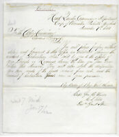 Civil War Order - Brigadier General Stone - Poolesvile, MD December 7, 1861