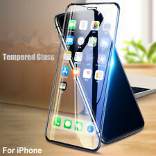 Tempered Glass For iPhone 11 12 Pro Max XS XR Screen Protector Protective Glass