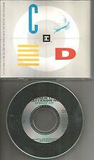 KENNY ROGERS & GLADYS KNIGHT If I knew what  PROMO Radio DJ CD single I now 1989