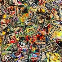 50 Pokemon Karten *SELTENE GX/EX/V KARTE GARANTIERT* BOOSTERFRISCH