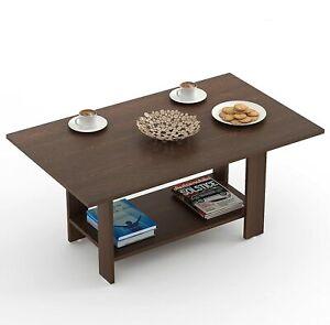 Neu Handgemacht Holz Mitte Kaffeetisch / Tee Table