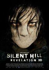 SILENT   HILL  :  REVELATION    film    poster.