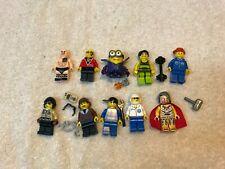 LEGO Mini figure Lot 23 of 10 - City, Town, Citizens, Star Wars, Harry Potter