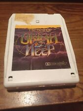 Uriah Heep/ The Best Of Uriah Heep, 1972 Phonogram Records 8 Track Tape