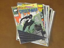 WEB OF SPIDER-MAN 25-BOOK COLLECTION GHOST RIDER GWEN STACY GREEN GOBLIN LIZARD