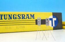 2x Electrically Matched AC128k TUNGSRAM Germanium Ge TRANSISTOR PAIR PNP AC188k