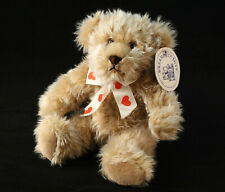 Dreampets Teddy Bear Plush Soft Toy 19cm Classic Seated Pose Scruffy-Look fur