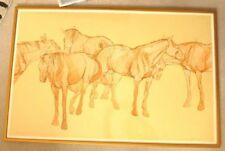 Large (up to 60in.) Animals Original Art Prints