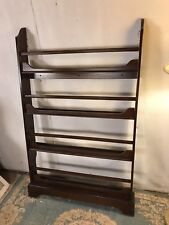 """Book Shelf 34""""W, 5""""D,56""""H. not Antique.See 8 Pics for Size & Details. MAKE OFFER"""