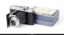 * Camera Voigtlander Perkeo II 6x6 With Lens  Color Skopar 3,5/80mm Mint- Box