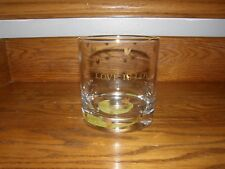 Set of 2: Pottery Barn Love is Love Double Old Fashioned Glasses-Valentines Day