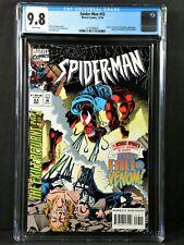 Spider-Man #53 CGC 9.8 NM/MT The fall of Venom Scarlet Spider 1994
