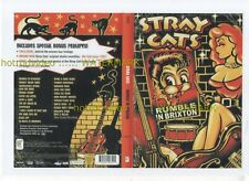 STRAY CATS RUMBLE IN BRIXTON DVD