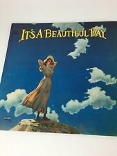 IT'S A BEAUTIFUL DAY It's A Beautiful Day COLUMBIA RECORDS 1969 70's issue EXCEL