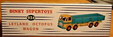 Dinky Toys by Atlas. Leyland Octopus Drop side wagon. No.934  Mint Boxed.