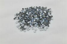 Leche Opal Blanco HOT FIX rhinestones tamaño SS3-SS30 Piso Nuevo Hierro en Granos de artesanía