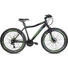 "27.5"" Men's Kent Mountain Bike Front Suspension Oversized Aluminum Frame Shimano"
