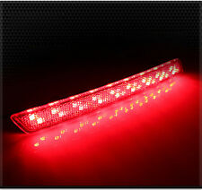 OEM Cover LED Rear Bumper Reflector Replacement Kit for Chevrolet 2013+ Malibu